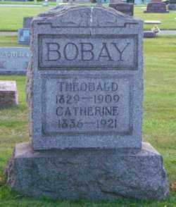 BOBAY, THEOBAUD - Stark County, Ohio | THEOBAUD BOBAY - Ohio Gravestone Photos