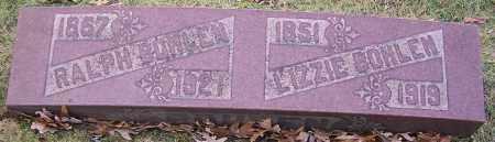 BOHLEN, RALPH - Stark County, Ohio   RALPH BOHLEN - Ohio Gravestone Photos
