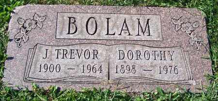 BOLAM, DOROTHY - Stark County, Ohio | DOROTHY BOLAM - Ohio Gravestone Photos