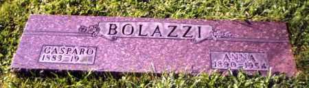 BOLAZZI, GASPARO - Stark County, Ohio | GASPARO BOLAZZI - Ohio Gravestone Photos