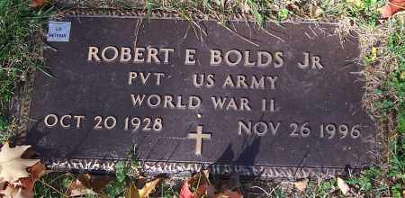 BOLDS, ROBERT E. JR. - Stark County, Ohio | ROBERT E. JR. BOLDS - Ohio Gravestone Photos