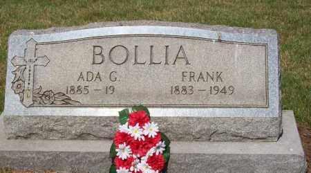 BOLLIA, ADA G. - Stark County, Ohio | ADA G. BOLLIA - Ohio Gravestone Photos