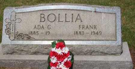 BOLLIA, FRANK - Stark County, Ohio | FRANK BOLLIA - Ohio Gravestone Photos