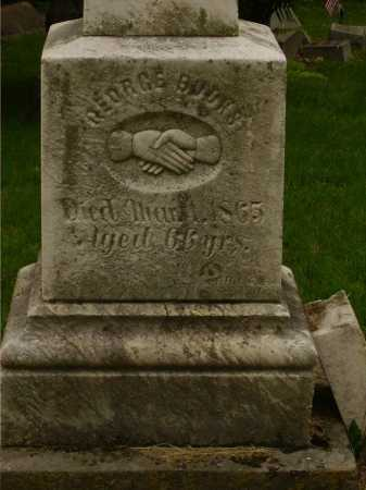 BOOKS, GEORGE - CLOSEVIEW - Stark County, Ohio | GEORGE - CLOSEVIEW BOOKS - Ohio Gravestone Photos