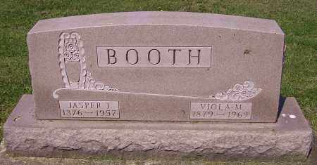 BOOTH, JASPER T. - Stark County, Ohio   JASPER T. BOOTH - Ohio Gravestone Photos