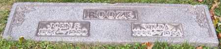 BOOZE, JOHN S. - Stark County, Ohio | JOHN S. BOOZE - Ohio Gravestone Photos