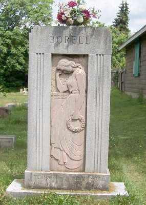 BORELL, VERNA R. - Stark County, Ohio | VERNA R. BORELL - Ohio Gravestone Photos