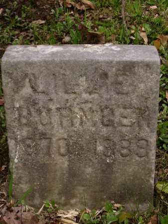 BORNGEN, LILLIE - Stark County, Ohio   LILLIE BORNGEN - Ohio Gravestone Photos