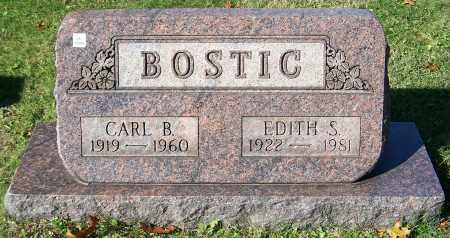 BOSTIC, CARL B. - Stark County, Ohio | CARL B. BOSTIC - Ohio Gravestone Photos