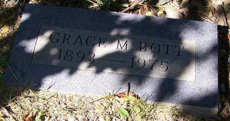 BOTT, GRACE M. - Stark County, Ohio | GRACE M. BOTT - Ohio Gravestone Photos