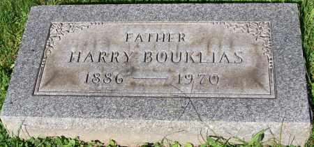 BOUKLIAS, HARRY - Stark County, Ohio   HARRY BOUKLIAS - Ohio Gravestone Photos