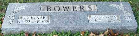 BOWERS, HARRY B. - Stark County, Ohio | HARRY B. BOWERS - Ohio Gravestone Photos