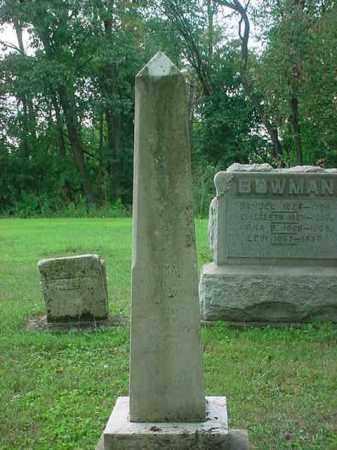KLINGER BOWMAN, HANNAH - Stark County, Ohio | HANNAH KLINGER BOWMAN - Ohio Gravestone Photos