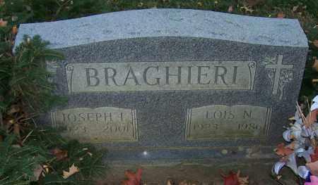BRAGHIERI, LOIS N. - Stark County, Ohio | LOIS N. BRAGHIERI - Ohio Gravestone Photos
