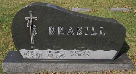 BRASILL, DOROTHY M. - Stark County, Ohio | DOROTHY M. BRASILL - Ohio Gravestone Photos