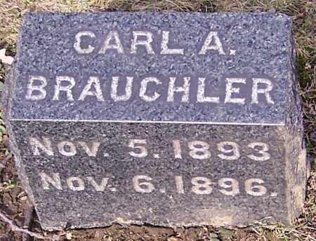 BRAUCHLER, CARL A. - Stark County, Ohio   CARL A. BRAUCHLER - Ohio Gravestone Photos