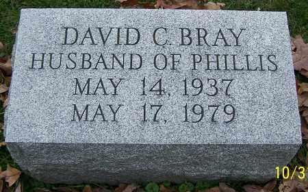 BRAY, DAVID C. - Stark County, Ohio | DAVID C. BRAY - Ohio Gravestone Photos