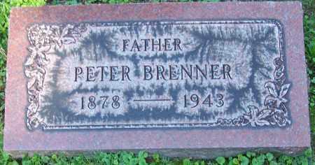 BRENNER, PETER - Stark County, Ohio   PETER BRENNER - Ohio Gravestone Photos