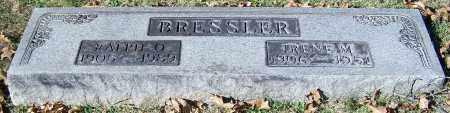 BRESSLER, IRENE M. - Stark County, Ohio | IRENE M. BRESSLER - Ohio Gravestone Photos