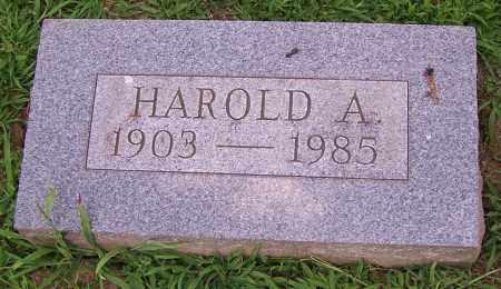 BRETING, HAROLD A. - Stark County, Ohio | HAROLD A. BRETING - Ohio Gravestone Photos