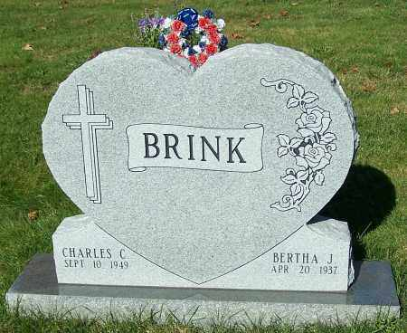 BRINK, BERTHA J. - Stark County, Ohio | BERTHA J. BRINK - Ohio Gravestone Photos
