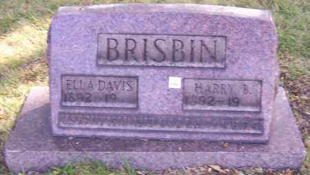 BRISBIN, HARRY B. - Stark County, Ohio | HARRY B. BRISBIN - Ohio Gravestone Photos