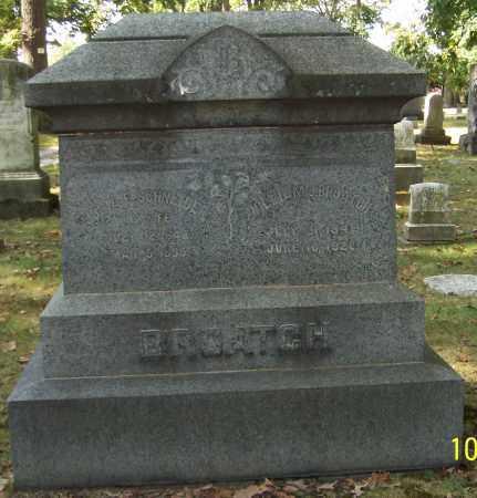 BROATCH, WILLIAM J. - Stark County, Ohio   WILLIAM J. BROATCH - Ohio Gravestone Photos