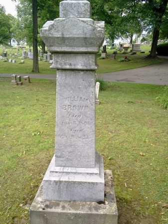 BROWN, WILLIAM - Stark County, Ohio | WILLIAM BROWN - Ohio Gravestone Photos