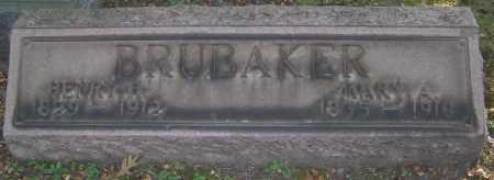 BRUBAKER, MARY A. - Stark County, Ohio | MARY A. BRUBAKER - Ohio Gravestone Photos