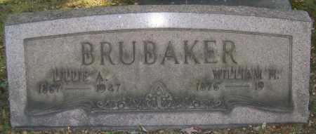 BRUBAKER, WILLIAM H. - Stark County, Ohio | WILLIAM H. BRUBAKER - Ohio Gravestone Photos