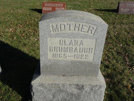 BRUMBAUGH, CLARA - Stark County, Ohio | CLARA BRUMBAUGH - Ohio Gravestone Photos
