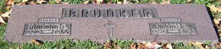 BRUNKER, HARMON I. - Stark County, Ohio | HARMON I. BRUNKER - Ohio Gravestone Photos