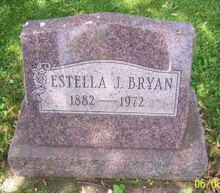 BRYAN, ESTELLA J. - Stark County, Ohio | ESTELLA J. BRYAN - Ohio Gravestone Photos