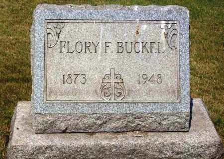 BUCKEL, FLORY F. - Stark County, Ohio   FLORY F. BUCKEL - Ohio Gravestone Photos