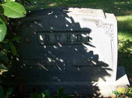 BURD, LOGAN D. - Stark County, Ohio | LOGAN D. BURD - Ohio Gravestone Photos