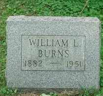 BURNS, WILLIAM L - Stark County, Ohio | WILLIAM L BURNS - Ohio Gravestone Photos