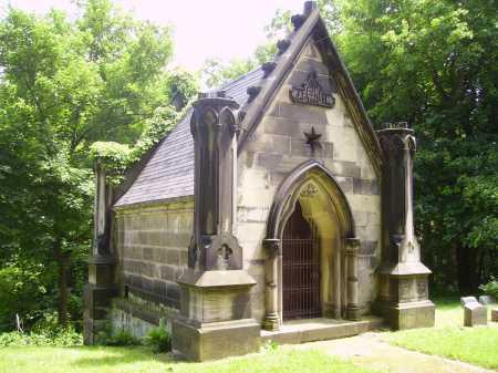 ZERBE BURTON, MARY - Stark County, Ohio | MARY ZERBE BURTON - Ohio Gravestone Photos