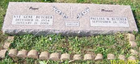 BUTCHER, PAULINE M. - Stark County, Ohio | PAULINE M. BUTCHER - Ohio Gravestone Photos