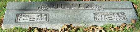 BUTLER, ESTELLA M. - Stark County, Ohio | ESTELLA M. BUTLER - Ohio Gravestone Photos