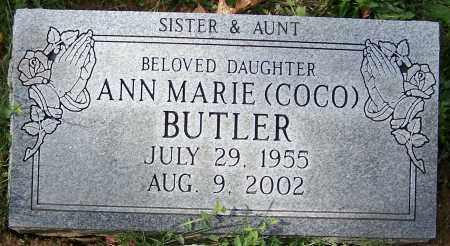 BUTLER, ANN MARIE (COCO) - Stark County, Ohio | ANN MARIE (COCO) BUTLER - Ohio Gravestone Photos