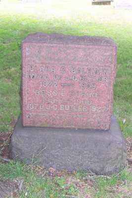 BUTLER, BESSIE CORRINE - Stark County, Ohio | BESSIE CORRINE BUTLER - Ohio Gravestone Photos
