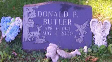 BUTLER, DONALD P. - Stark County, Ohio | DONALD P. BUTLER - Ohio Gravestone Photos