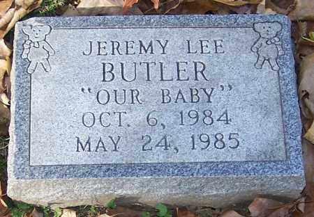 BUTLER, JEREMY LEE - Stark County, Ohio | JEREMY LEE BUTLER - Ohio Gravestone Photos
