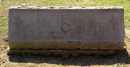 BUTTERMORE, WILLIAM M. - Stark County, Ohio | WILLIAM M. BUTTERMORE - Ohio Gravestone Photos