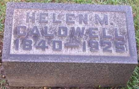 CALDWELL, HELEN M. - Stark County, Ohio | HELEN M. CALDWELL - Ohio Gravestone Photos
