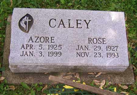 CALEY, AZORE - Stark County, Ohio | AZORE CALEY - Ohio Gravestone Photos