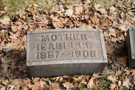 CAMERON, ISABELL - Stark County, Ohio | ISABELL CAMERON - Ohio Gravestone Photos