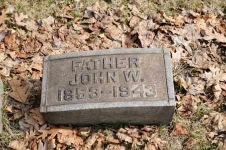 CAMERON, JOHN WILLIAM - Stark County, Ohio | JOHN WILLIAM CAMERON - Ohio Gravestone Photos