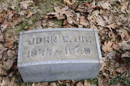 CAMERON, JOHN WM JR - Stark County, Ohio | JOHN WM JR CAMERON - Ohio Gravestone Photos