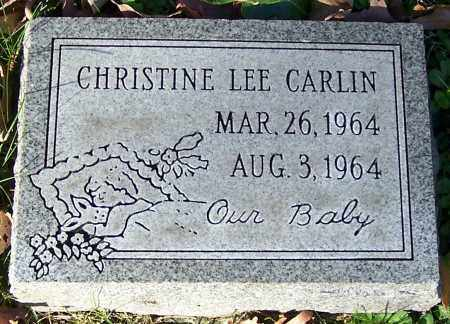 CARLIN, CHRISTINE LEE - Stark County, Ohio | CHRISTINE LEE CARLIN - Ohio Gravestone Photos